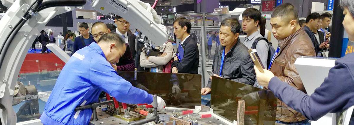 机器人焊接工装